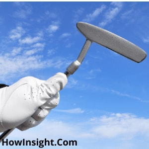 How to Hold a Putter