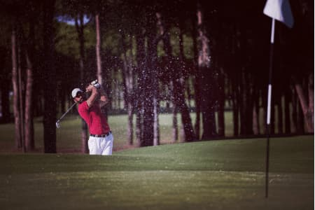 How to Hit a Bunker Shot in Golf