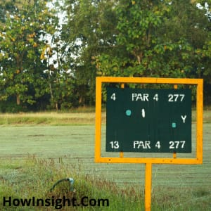 How to Keep Score in Golf